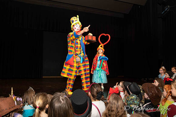 RKV Kinderkarneval 2020 Clown
