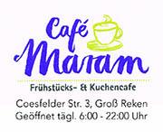 Cafe Maram
