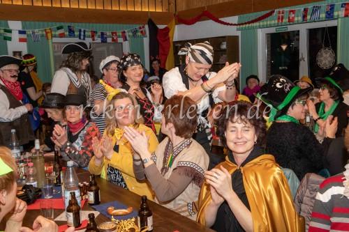 Frauenkarneval mit den Heubachlerchen 2020