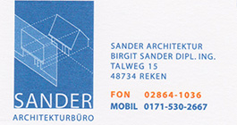 Architekturbüro Sander