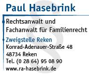 Rechtsanwalt Hasebrink