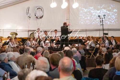 40 Jahre Blaskapelle Reken