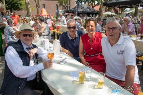 50 Jahre Gemeinde Reken - Frühschoppen