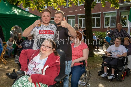 Benediktushof Maria Veen -  Herbstfest und Vogelschießen 2019