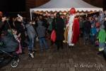 Impressionen vom Lichterfest in Bahnhof Reken - 2018