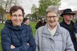 Osterfeuer 2017 in Reken