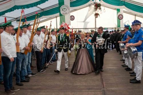 Schützenfest-Sonntag in Maria Veen 2019