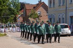Schützenfest Bahnhof Reken - Frühschoppen und Parade