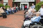 Schützenfest Groß Reken - Besuch beim Seniorenheim, Ehrungen