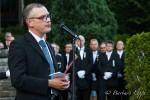 Schützenfest Groß Reken - Gottesdienst, Ehrenmal