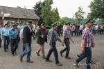 Schützenfest Hülsten - Feierlicher Auftakt