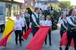 Schützenfest in Bahnhof Reken - Ehrenmal 2018