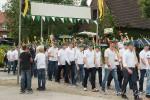 Schützenfest Reken - 2. Tag