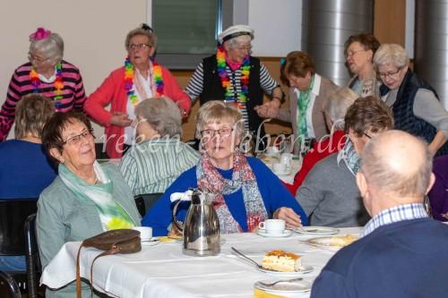 Seniorenkarneval im RekenForum 2020