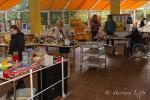 Trödelmarkt, Sommerblumen und Handwerkskunst im Benediktushof