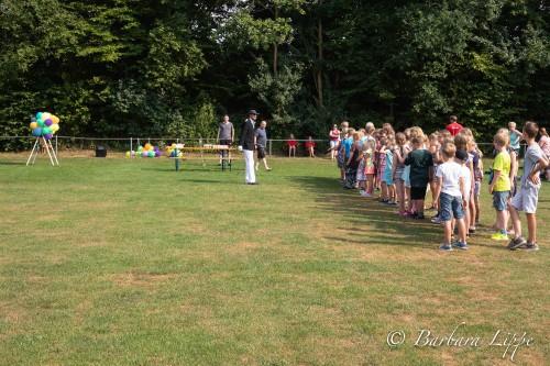 Zeltlager am Gevelsberg feierte Kinderschützenfest